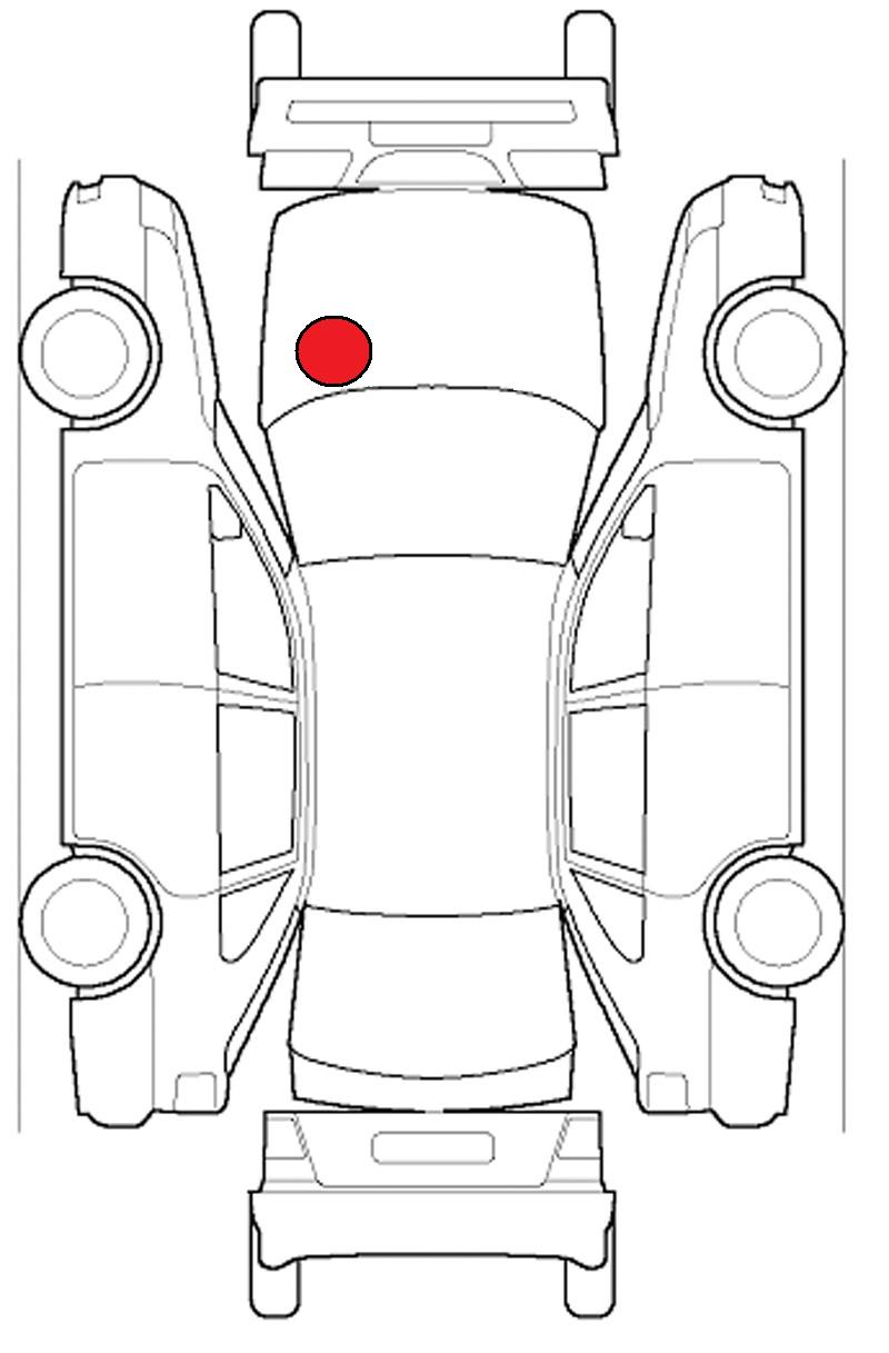 location for 2006 mitsubishi paint color codes  location