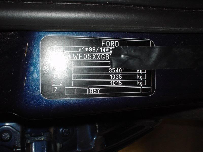 Vin Decoder Ford >> Ford Paint Codes - Car Touch Up Paint - Car Paint